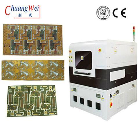 Laser FPC Depaneling Machine - PCB Separator Laser Depanelizer for PCB FPC 1