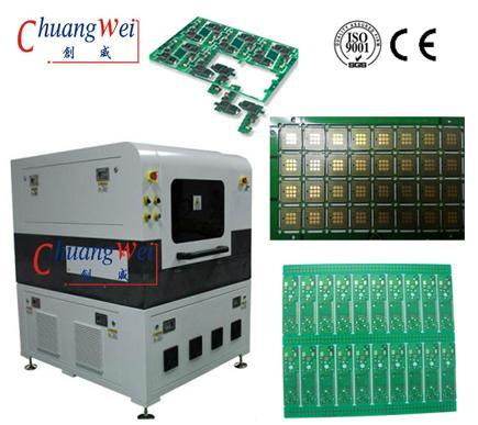 Laser FPC Depaneling Machine - PCB Separator Laser Depanelizer for PCB FPC 4