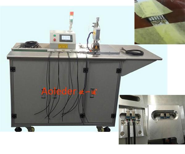 Hot Bar Soldering Machine Wire PCB Soldering Machine 1