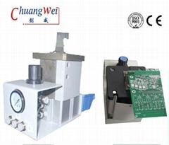 PCB Nibbler PCB Depaneling Machine Cutting Different Shape PCB Separator