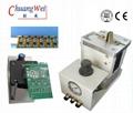 PCB Nibbler PCB Depaneling Machine Cutting Different Shape PCB Separator 3