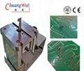 PCB Nibbler PCB Depaneling Machine Cutting Different Shape PCB Separator 5