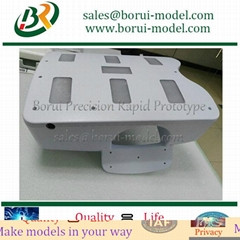China Custom Made Rapid Prototype Medical Equipment Plastic Cover