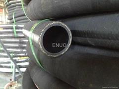 Colorful flexible rubber air compressor hose