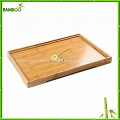 High Huality Handmade Bamboo Tray