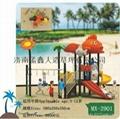 幼儿園海洋系列組合滑梯