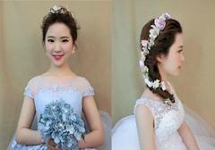 長沙新娘跟妝