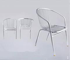 現代簡約鋁合金靠背職員電腦椅