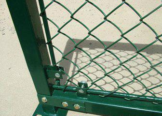 High Quality Ga  anized Chain Link Fence 4