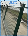 358 Security Fence Prison Fence Panel