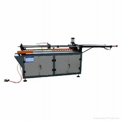 Textile bag expansion machine for cold shrink cable accessories