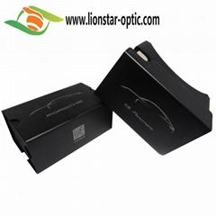 Wholesale Google Cardboard 3D Glasses 2.0,37MM Diameters PMMA Lens VR Glasses