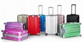 business aluminum luggage metal case with TSA Customs Lock 3