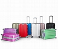High-end trolley Aluminum Carry on