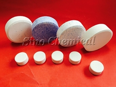 Water treatment chemical 90% granular chlorine Trichloroisocyanuric acid TCCA