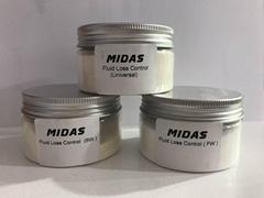 Fluid loss control agent (FLC/FLA)Salt Water  by MIDAS