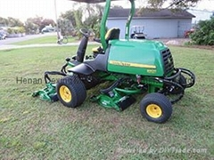 2011 John Deere 8800 Terrain Cut Rough 5 Decks Diesel Rotary Mower 4x4