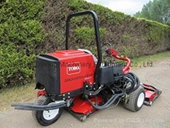 TORO 3500 SIDEWINDER ROTARY MOWER LOW HOURS