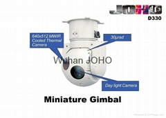 Miniature Airborne Eo IR Thermal Imaging Pod
