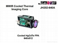 Mwir Cooled Infrared Thermal Imaging