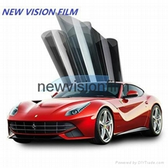 Anti-scratch and UV protection car window film