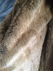Fur Fabric Flock Velvet Stocklot and Fresh Order