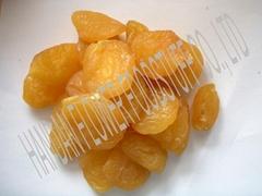 Hot sale Dried yellow Peach