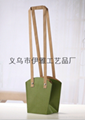 150g Kraft Paper Waterproof Bag for Flower Packaging Carrier Shopping Gift Bag 4