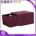 Luxury Handmade Custom Printing Jewelry Packaging Box Set 2