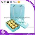 Gift Packaging Box Paper Bag Chocolate Packing Set 2