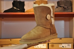 Classic 5803 WOMENS NEW UGG SNOW BOOTS TALL BAILEY 3 BOWS BO