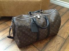 LV Designer Men's Bags BACKPACKS DUFFLE LUGGAGE TRAVEL BAG HANDBAGS