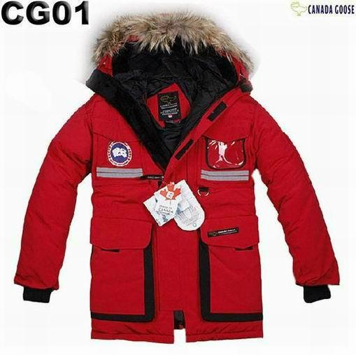 wholesale retail Canada Goose men's and women's outerwear free shipping 2