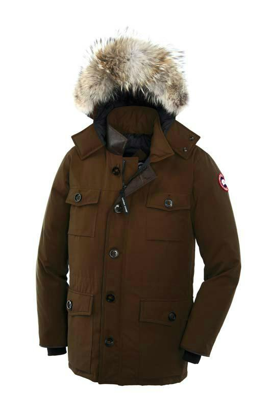 wholesale retail Canada Goose men's and women's outerwear free shipping 9