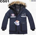 wholesale retail Canada Goose men's and women's outerwear free shipping 12