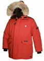 wholesale retail Canada Goose men's and women's outerwear free shipping