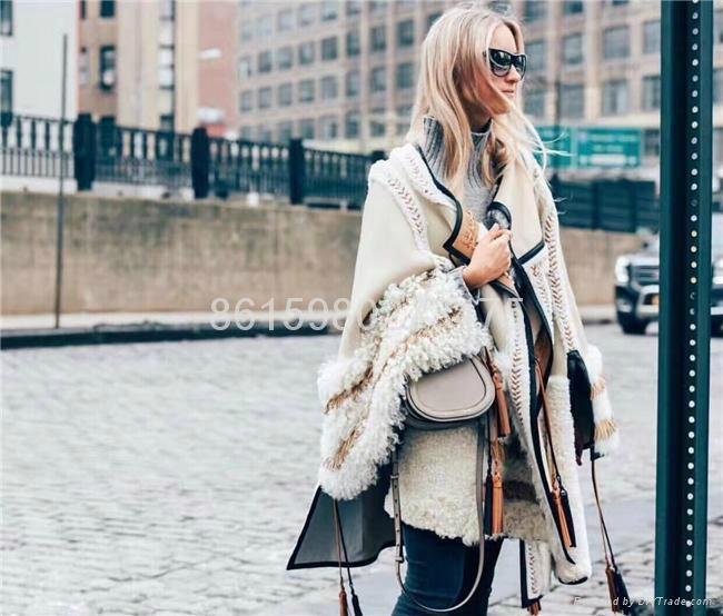 2017 New Chloe Nile Bracelet small leather shoulder bag Women small handbags 2