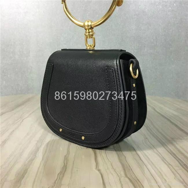 2017 New Chloe Nile Bracelet small leather shoulder bag Women small handbags 10