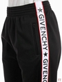 Givenchy Satin Logo Jackets and Givenchy Pants Women Men logo Jogging tracksuits 7