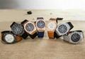 Hublot Watches Big Bang Steel Black 1:1 Hublot Men's Watches Wall Clock Quartz 1