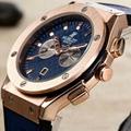 Hublot Watches Big Bang Steel Black 1:1 Hublot Men's Watches Wall Clock Quartz 6