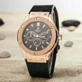 Hublot Watches Big Bang Steel Black 1:1 Hublot Men's Watches Wall Clock Quartz 10