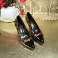 Louis Vuitton high heel shoes LV Lady dress shoes leather Louis Vuitton pumps