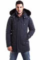 Moose Kuckles Mens Women Stirling Parka