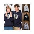 KENZO Hoody KENZO shirt STELLER Embroidery Couple Sweater