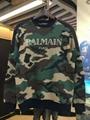 Cheap Balmain Men 's cotton casual sweater jacket free shipping fee