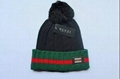 Wholesale Gucci Caps Hats MEN AND WOMEN'S GUCCI HATS KNITTED HATS 1