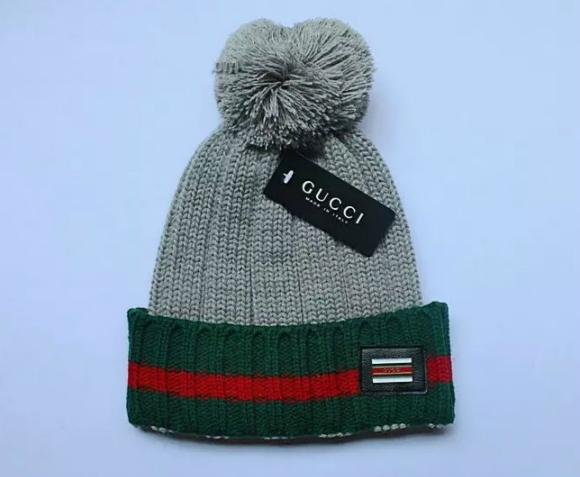 Wholesale Gucci Caps Hats MEN AND WOMEN'S GUCCI HATS KNITTED HATS 5