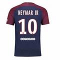 2017-18Nike Soccer Jersey PSG NEYMAR JR SOCCER AWAY HOME SHIRT JERSEY 4