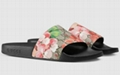 Gucci Slipper WOMEN LEATHER SLIPPERS FLIP FLOPS SANDALS LOAFERS